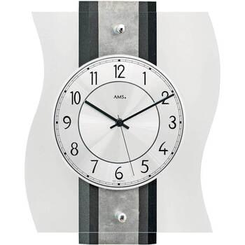Relojes & Joyas Relojes analógicos Ams 5538, Quartz, White, Analogue, Modern Blanco