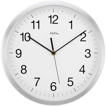 Relojes & Joyas Relojes analógicos Ams 5541, Quartz, White, Analogue, Modern Blanco
