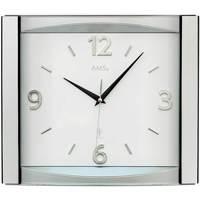 Relojes & Joyas Relojes analógicos Ams 5614, Quartz, White, Analogue, Modern Blanco