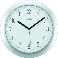 Casa Relojes Ams 5843, Quartz, Silver, Analogue, Modern Plata