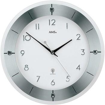 Casa Relojes Ams 5848, Quartz, White, Analogue, Modern Blanco