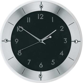 Casa Relojes Ams 5849, Quartz, Black, Analogue, Modern Negro