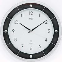 Casa Relojes Ams 5854, Quartz, White, Analogue, Modern Blanco