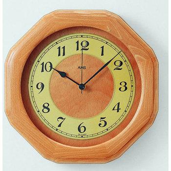 Casa Relojes Ams 5859/18, Quartz, Gold, Analogue, Classic Oro