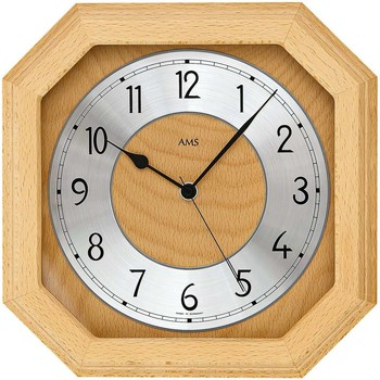Casa Relojes Ams 5864/18, Quartz, Brown, Analogue, Classic Marrón