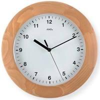 Casa Relojes Ams 5904/18, Quartz, White, Analogue, Modern Blanco
