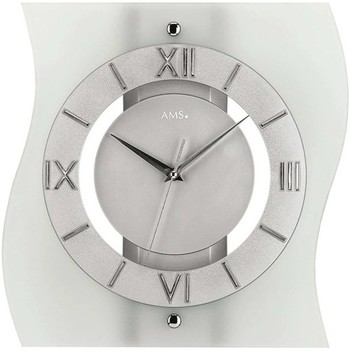 Casa Relojes Ams 5909, Quartz, Silver, Analogue, Modern Plata