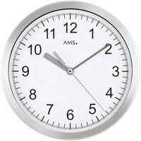 Casa Relojes Ams 5910, Quartz, White, Analogue, Modern Blanco