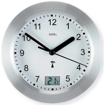 Casa Relojes Ams 5923, Quartz, White, Analogue, Modern Blanco