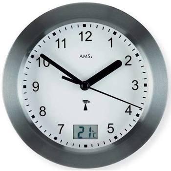 Casa Relojes Ams 5925, Quartz, White, Analogue, Modern Blanco