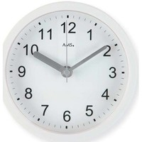 Casa Relojes Ams 5927, Quartz, White, Analogue, Modern Blanco