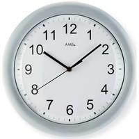 Casa Relojes Ams 5933, Quartz, White, Analogue, Classic Blanco