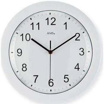 Casa Relojes Ams 5934, Quartz, White, Analogue, Modern Blanco