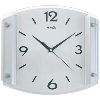 Casa Relojes Ams 5938, Quartz, Silver, Analogue, Modern Plata