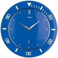 Casa Relojes Ams 5941, Quartz, Blue, Analogue, Classic Azul