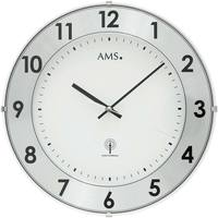 Casa Relojes Ams 5948, Quartz, White/Silver, Analogue, Modern Otros