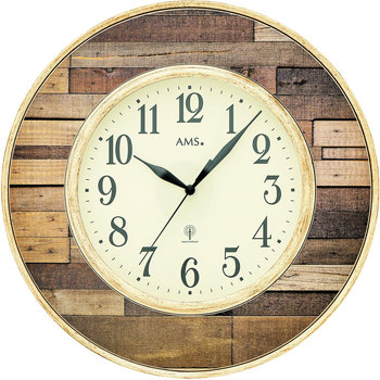 Casa Relojes Ams 5965, Quartz, Beige, Analogue, Classic Beige