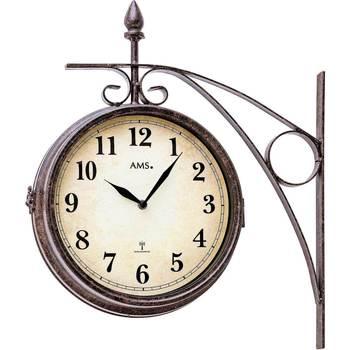 Casa Relojes Ams 5966, Quartz, Beige, Analogue, Classic Beige