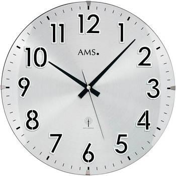 Casa Relojes Ams 5973, Quartz, Silver, Analogue, Classic Plata
