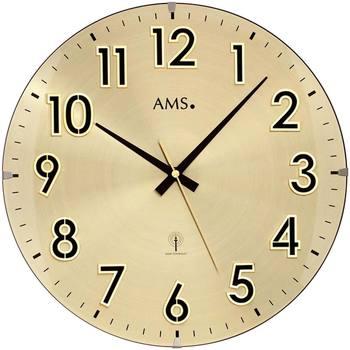 Casa Relojes Ams 5974, Quartz, Gold, Analogue, Modern Oro