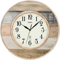 Casa Relojes Ams 5975, Quartz, Cream, Analogue, Classic Otros