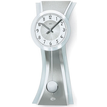 Casa Relojes Ams 7268, Quartz, Silver, Analogue, Modern Plata