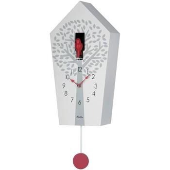 Casa Relojes Ams 7286, Quartz, White, Analogue, Modern Blanco