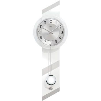 Casa Relojes Ams 7414, Quartz, Silver, Analogue, Modern Plata