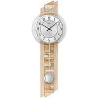 Casa Relojes Ams 7423, Quartz, Silver, Analogue, Modern Plata