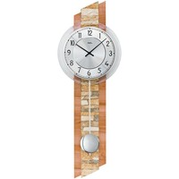 Casa Relojes Ams 7424, Quartz, Silver, Analogue, Modern Plata
