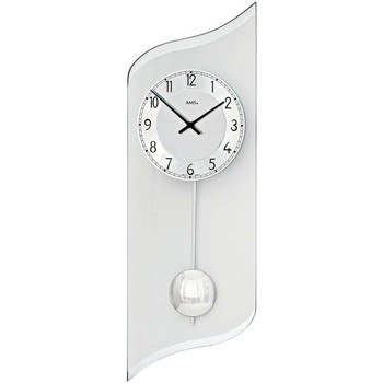 Casa Relojes Ams 7436, Quartz, Silver, Analogue, Modern Plata