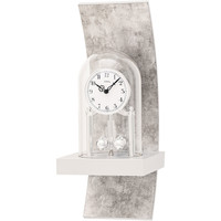 Casa Relojes Ams 7442, Quartz, White, Analogue, Classic Blanco