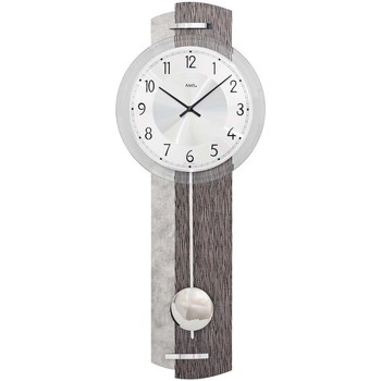 Casa Relojes Ams 7463, Quartz, White, Analogue, Modern Blanco