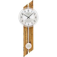 Casa Relojes Ams 7468, Quartz, Silver, Analogue, Modern Plata