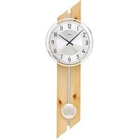 Casa Relojes Ams 7469, Quartz, Silver, Analogue, Classic Plata