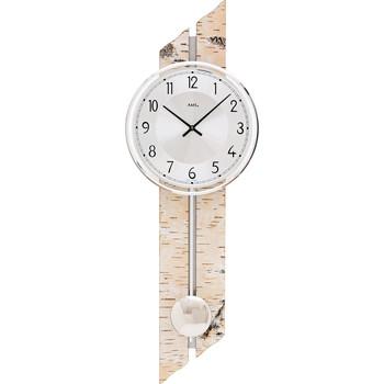 Casa Relojes Ams 7470, Quartz, Silver, Analogue, Classic Plata