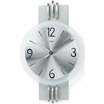Casa Relojes Ams 9229, Quartz, Silver, Analogue, Modern Plata