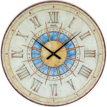 Casa Relojes Ams 9230, Quartz, Beige, Analogue, Modern Beige