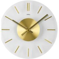 Casa Relojes Ams 9319, Quartz, Transparent, Analogue, Modern Otros
