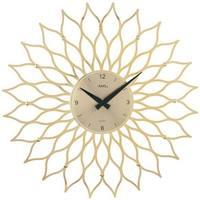 Casa Relojes Ams 9359, Quartz, Gold, Analogue, Modern Oro