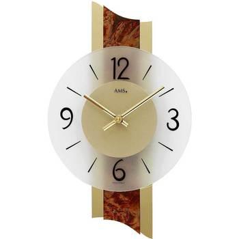 Casa Relojes Ams 9393, Quartz, Transparent, Analogue, Modern Otros