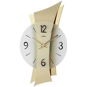 Casa Relojes Ams 9397, Quartz, Transparent, Analogue, Modern Otros