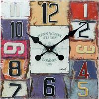 Casa Relojes Ams 9425, Quartz, Multicolour, Analogue, Modern Otros