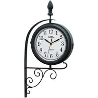 Casa Relojes Ams 9433, Quartz, White, Analogue, Modern Blanco