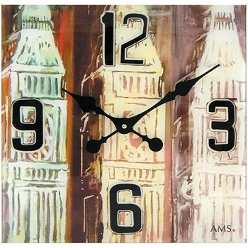Casa Relojes Ams 9489, Quartz, Beige, Analogue, Classic Beige