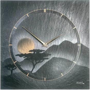 Casa Relojes Ams 9514, Quartz, Grey, Analogue, Modern Gris