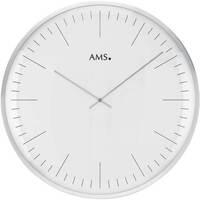 Casa Relojes Ams 9540, Quartz, White, Analogue, Modern Blanco