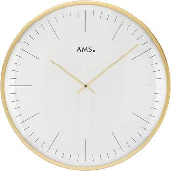 Casa Relojes Ams 9541, Quartz, White, Analogue, Modern Blanco