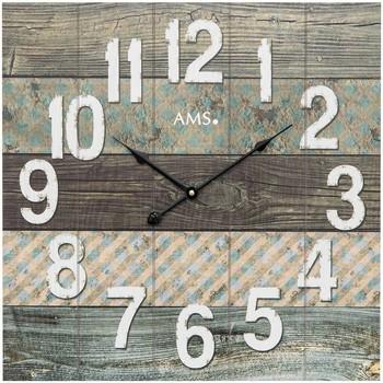Casa Relojes Ams 9570, Quartz, Brown, Analogue, Modern Marrón