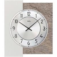 Casa Relojes Ams 9580, Quartz, Silver, Analogue, Modern Plata